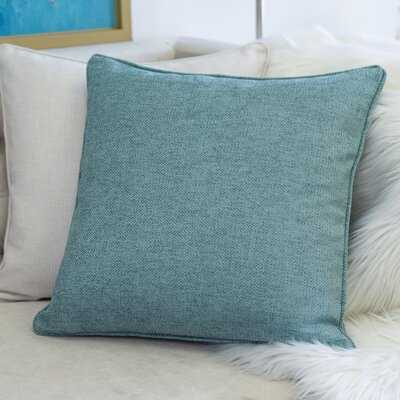 Outdoor Square Pillow Cover & Insert - Wayfair