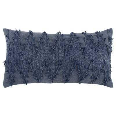Irwinton Decorative Rectangular Cotton Lumbar Pillow - AllModern