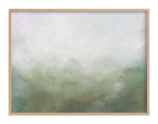Morning Mist Art Print - Minted