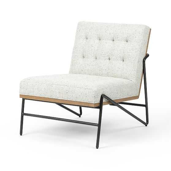 Angled Legs Chair - West Elm