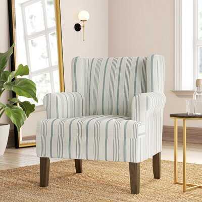 Atkinson 31.5'' Wide Wingback Chair - Wayfair