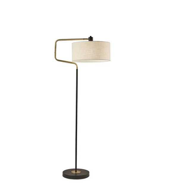 Adesso Jacob Floor Lamp - Home Depot