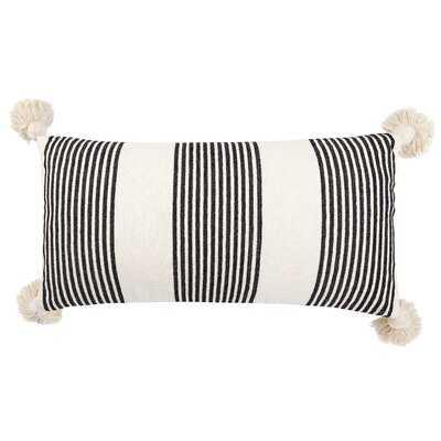 Martz Rectangular Cotton Pillow Cover and Insert - Wayfair