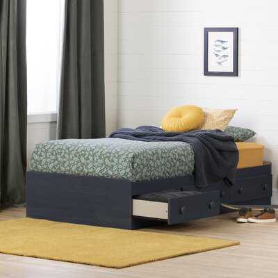 Summer Breeze Mate's & Captain's Bed with Drawers - Wayfair