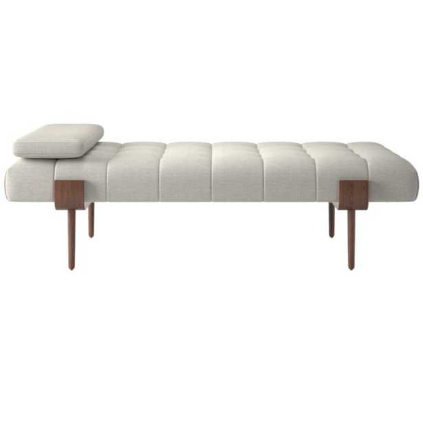 Tufo Tufted Daybed Nomad Snow - CB2