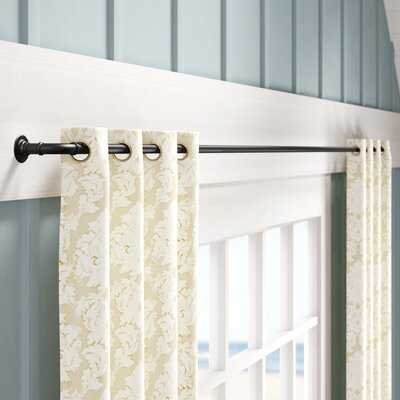 Sonoma Room Darkening Wrap Curtain Single Rod - Birch Lane