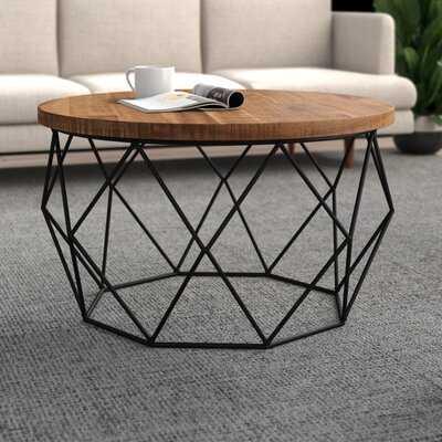 Haylee Frame Coffee Table - AllModern
