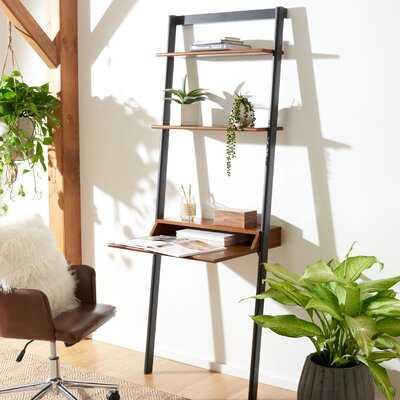 Dametrius Leaning/Ladder Desk - Wayfair