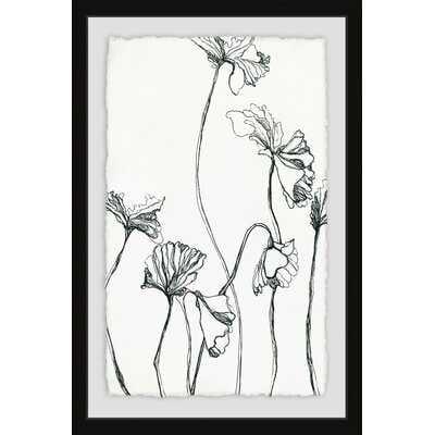 'Lifeless' - Picture Frame Print on Paper - Wayfair