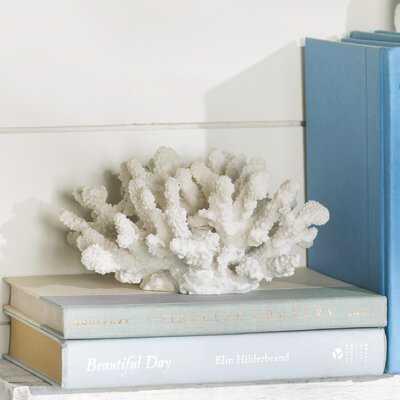 Diorio Coral Décor Sculpture - Wayfair