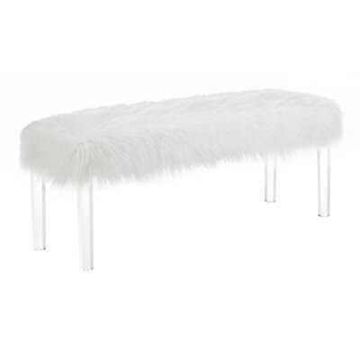 Arrighetto Upholstered Bench - Wayfair