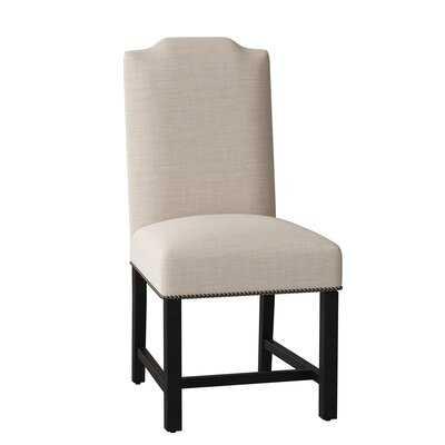 Harrison Upholstered Parsons Chair - Wayfair