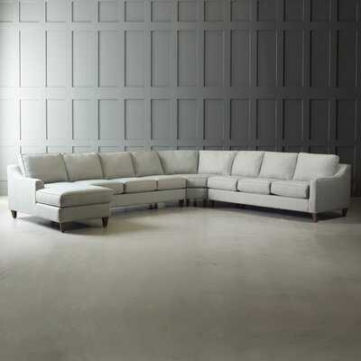 Sectional With Chaise - Bull Natural - Wayfair