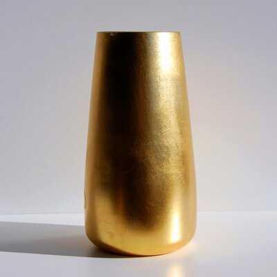 Hawwa Indoor / Outdoor Glass Table Vase - Wayfair
