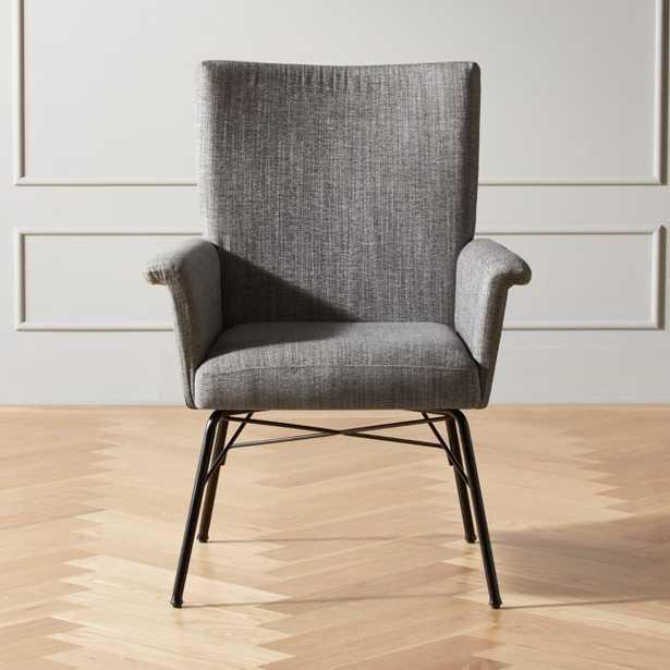 Cera Chair Grey - CB2