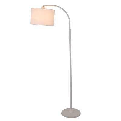 """Fosston 60"""" Arc Floor Lamp - AllModern"""