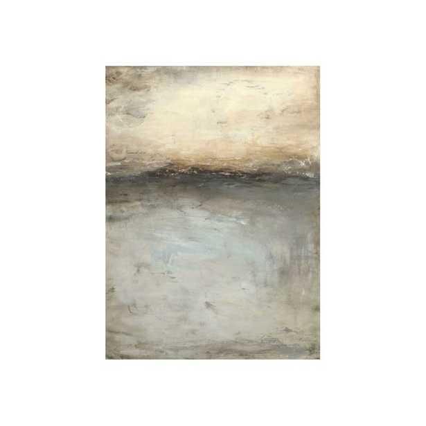 "Chelsea Art Studio 'Mono Land I' Print Format: Outdoor, Size: 41"" H x 30"" W - Perigold"