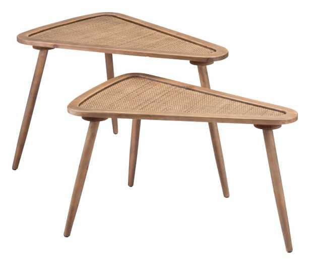 Dellen Side Tables, Set of 2 - Haldin