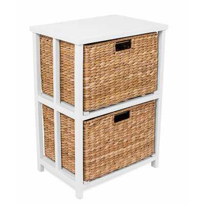 Acuna 2-Drawer Vertical Filing Cabinet - Wayfair
