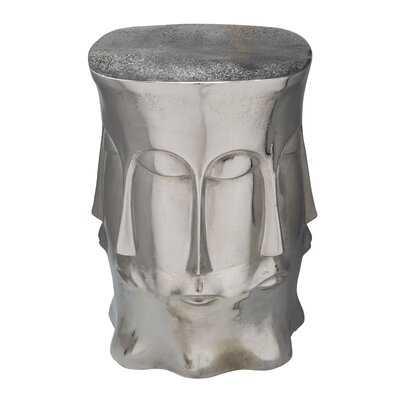 Metal Decorative Stool - Wayfair