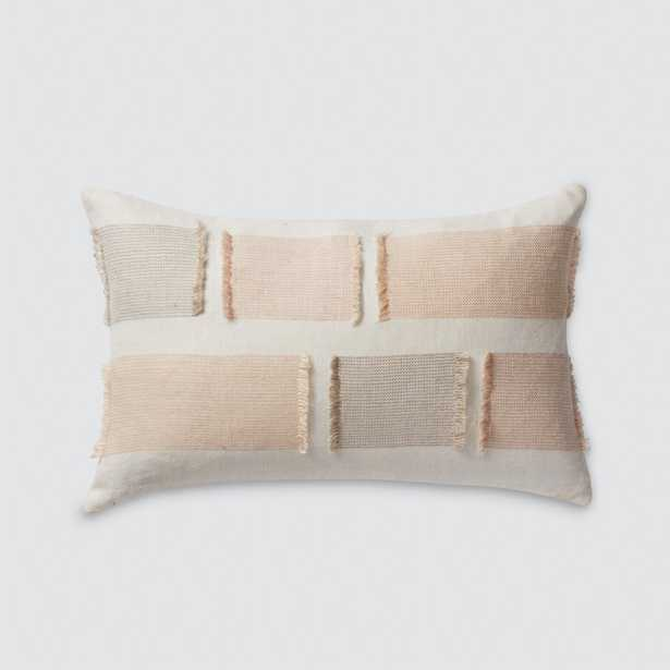 Zara Lumbar Pillow By The Citizenry - The Citizenry