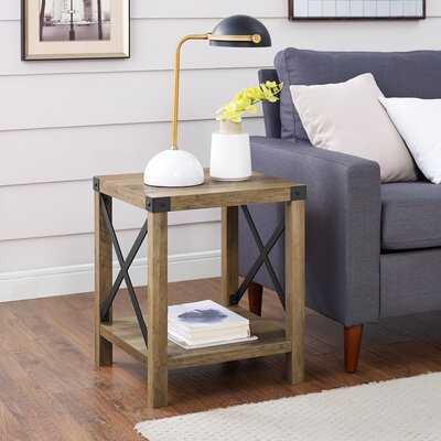 Arsenault End Table - Wayfair