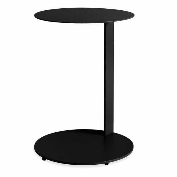 Blu Dot Note End Table Color: Black - Perigold