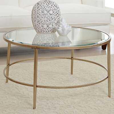 Beck Coffee Table - Wayfair