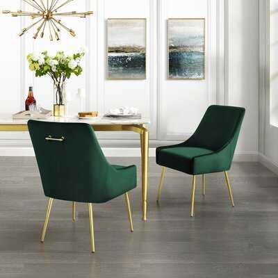 Bostwick Upholstered Dining Chair - Wayfair
