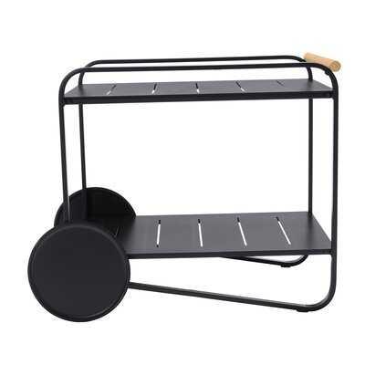 Jad Outdoor Bar Serving Cart - AllModern