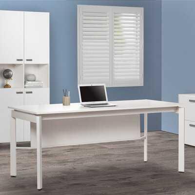 Uriegas Executive Desk - Wayfair
