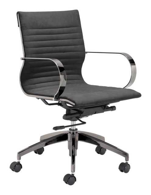Kano Office Chair Black - Zuri Studios