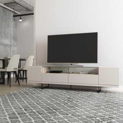 """Vito TV Stand for TVs up to 70"""" - Wayfair"""