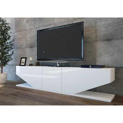 "Agarita TV Stand for TVs up to 78"" - Wayfair"