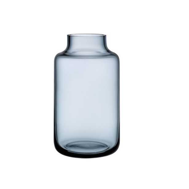 "Nude Mini Magnolia Table Vase Color: Steel Blue, Size: 7.87"" H x 4.43 ""W X 4.43"" D - Perigold"