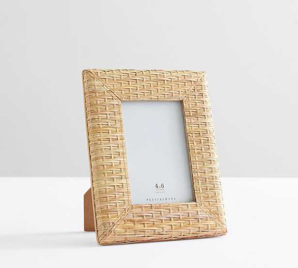 Woven Frame, 4x6 - Natural - Pottery Barn