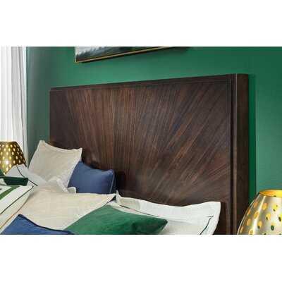 Sallie Panel Headboard - Wayfair