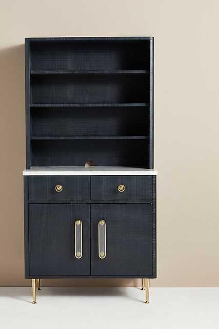 Odetta Storage Cabinet By Tracey Boyd in Blue - Anthropologie