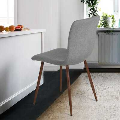 Yarnell Upholstered Dining Chair (Set of 4) - Wayfair