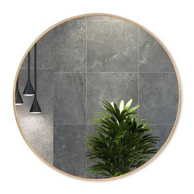 Doe Accent Mirror - Wayfair