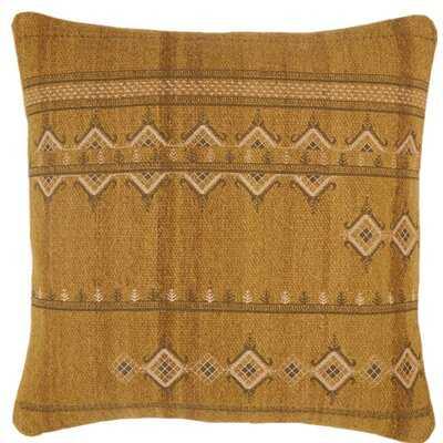 Avah Square Pillow Cover & Insert - AllModern
