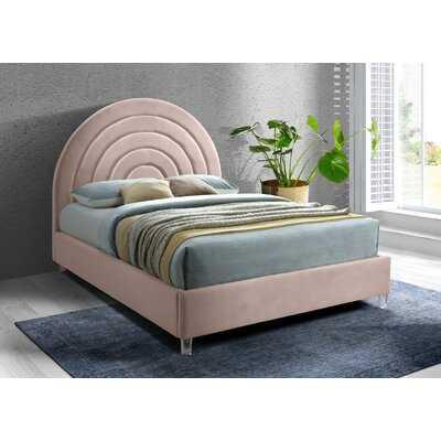 Gennesis Upholstered Low Profile Platform Bed - Wayfair