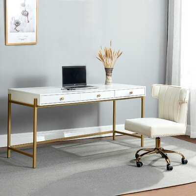 Traxler Desk and Chair Set - Wayfair