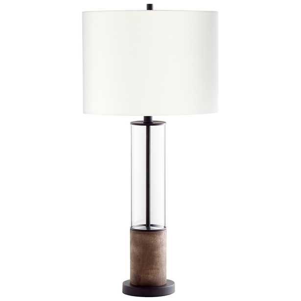Colossus Table Lamp - Onyx Rowe