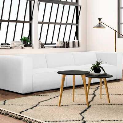 """Harlyn Modular 121.5"""" Tuxedo Arm Sofa - AllModern"""