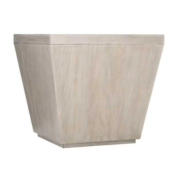 Bernhardt Landers Block End Table - Perigold