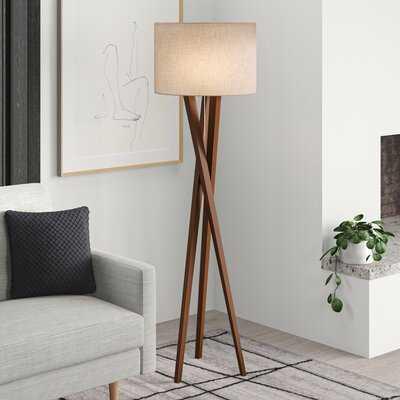 Geoffrey 63'' Tripod Floor Lamp - AllModern