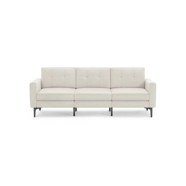 The Block Nomad Sofa in Ivory - Burrow