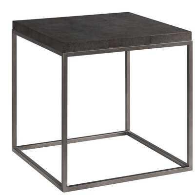 Osirus Frame End Table - Wayfair