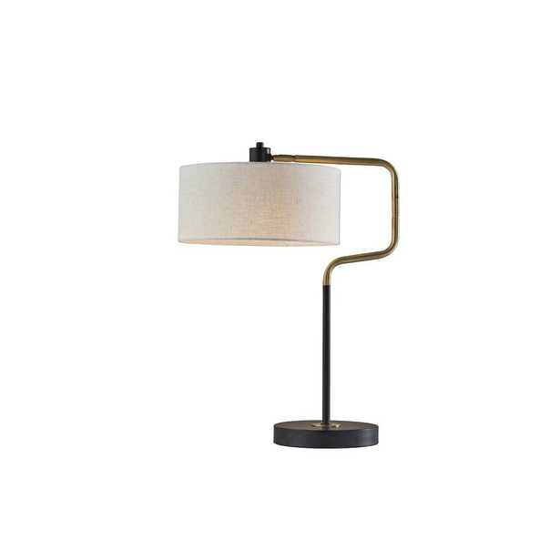 Adesso Jacob Table Lamp - Home Depot